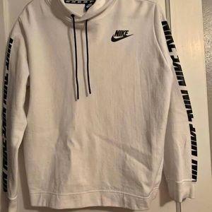 Men's Nike Hoodie - Large